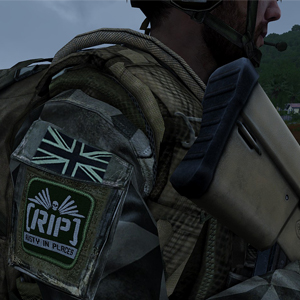 Rusty In Places - ArmA 3